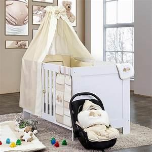öko Möbel Baby : baby bettset 5 tlg sleeping bear baby m bel ~ Michelbontemps.com Haus und Dekorationen