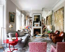 style home interior design eclectic mix in madrid home interior design files