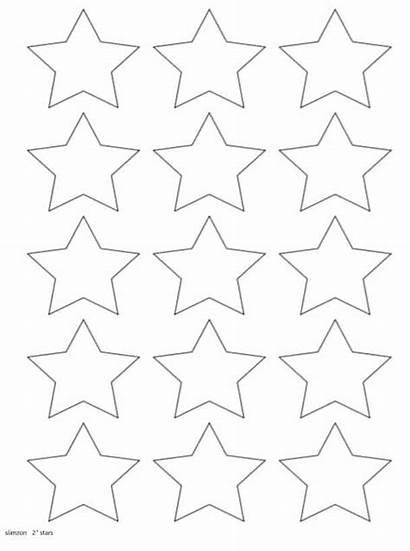 Template Stars Printable Pdf Printables