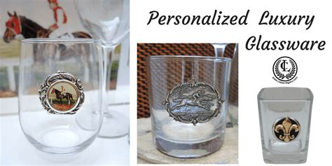 Personalized Luxury Glassware Makes Brands Stand Out