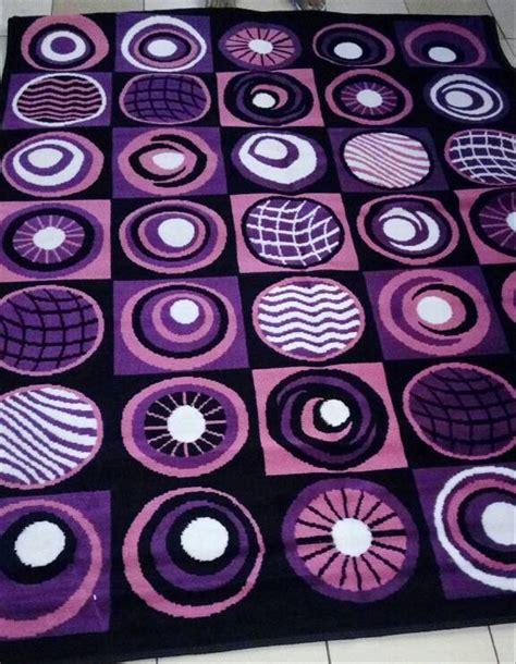 Karpet Permadani Moderno 210x310cm jual karpet permadani motif afrika moderno uk 155x215 di