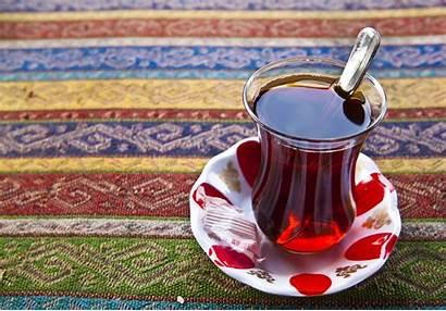Tea Turkish Need Teapot Rize Cups Kettle