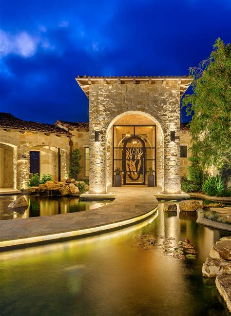 Adorable Outdoor Lighting Ideas for Eclectic Exterior