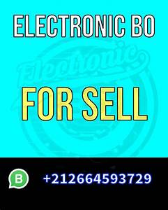 Electronic Bo For Sell  Call Me From Her   212664593729 In