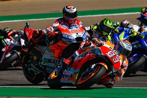 2018 Aragon Motogp Results (grand Prix Recap
