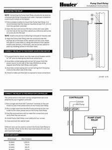 Mounting The Relay  Installation Instructions