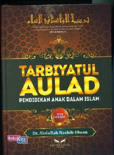 tarbiyatul aulad pendidikan anak  islam cover