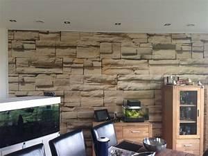 Steinwand Im Wohnzimmer : steinwand tapete wohnzimmer steinwand tapete wohnzimmer jtleigh hausgestaltung steinwand ~ Sanjose-hotels-ca.com Haus und Dekorationen