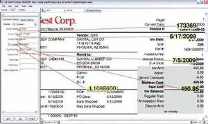 invoice capture invoice invoice capture center opentext With concur invoice capture