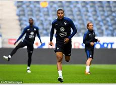 Kylian Mbappe leads new breed of France talent Daily