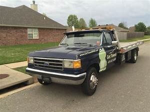 Ford F350 Tow Truck Wrecker Rollback For Sale In