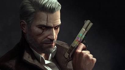 Witcher Geralt Gun Engine