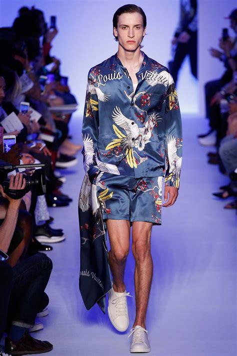 Louis Vuitton Spring/Summer 2016 Menswear Collection ...