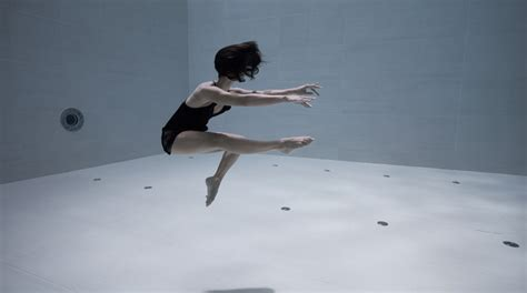 Underwater Choreography Performed The World Deepest