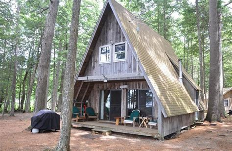 aframe homes 7 idyllic a frame homes you can buy for less than 300k curbed