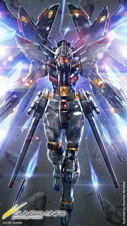 Gundam Wing Zero Custom Strike Freedom Info