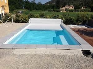 Volet Roulant Piscine Pas Cher : volet roulant piscine excel les piscines du net ~ Mglfilm.com Idées de Décoration