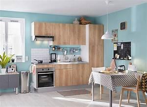 Table Pour Petite Cuisine : petites cuisines leroy merlin toutes nos inspirations ~ Melissatoandfro.com Idées de Décoration