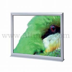 Cadre Photo Sur Pied : cadre d 39 affichage sur pied coller ~ Teatrodelosmanantiales.com Idées de Décoration