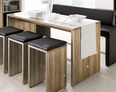 bartisch mit stühlen bartisch mit hocker 40 coole ideen