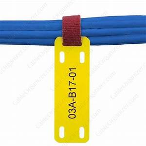 cable identification tags ties pipe markers With electrical identification labels