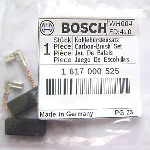 bosch carbon brushes gbh 2 26 dfr gbh 2 26 dre gbh 2 22se gbh 2 22re 1617000525 ebay