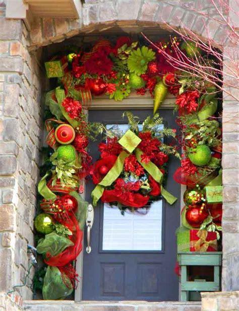top christmas door decorations christmas celebration