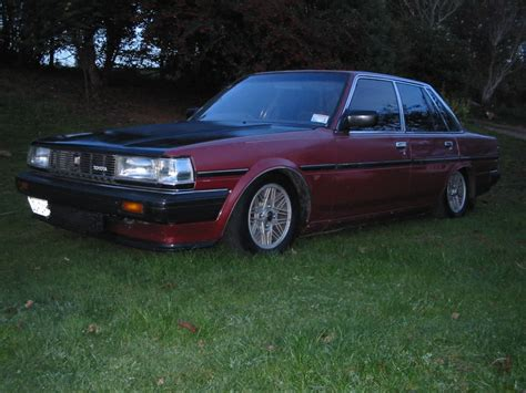 1985 Toyota Cressida by 1985 Toyota Cressida Information And Photos Momentcar