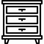 Icons Drawers Chest