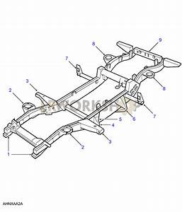 Replacement Outriggers