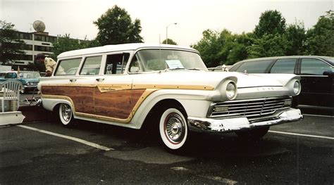 ford usa 1959 country sedan 4door station wagon the ford motor company part xi the ford country squire myn
