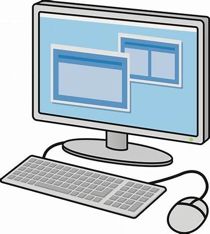 Pdf Clipart Computer Computers Desktop Transparent Webstockreview