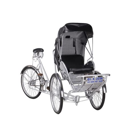pedal bicycle 3 three wheeled wheels bike taxi tuk tuk tricycle