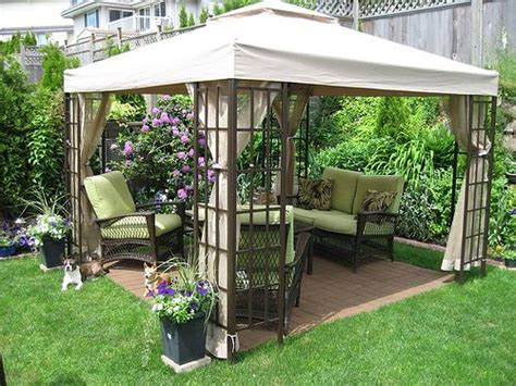 cool gazebo ideas cool backyard ideas with gazebo inexpensive landscaping cheap landscaping ideas and