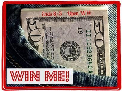 Cash Win Prize Flash Giveaway Money Comment