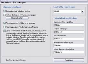 Telefon über Pc : phone dial by pc telefon ber die serielle schnittstelle ~ Lizthompson.info Haus und Dekorationen