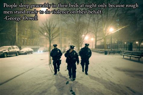 Sleep Peaceably In Their Beds by The Will Believe What The Media T By George Orwell