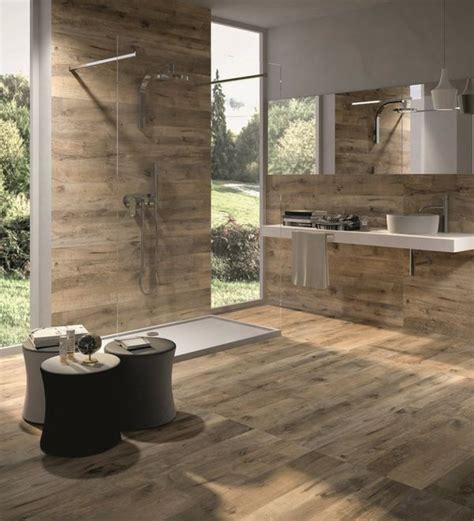 Bad Holzoptik Fliesen by Badezimmer Begehbare Duschkabine Luxus Keramikfliesen