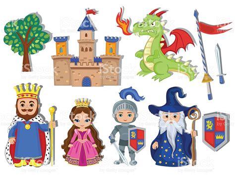 Fairy Tale Clipart Giants Castle