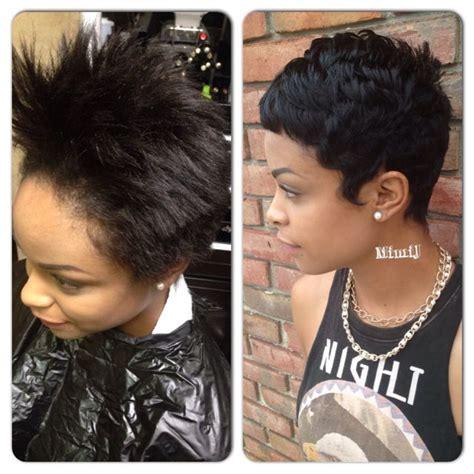 short haircuts  damaged hair hair