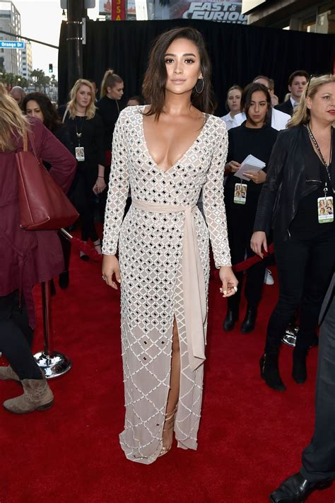 Shay Mitchell - 'Mother's Day' Premiere in Los Angeles, CA ...