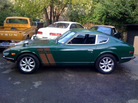 Datsun 240z 1970 by 69merc 1970 Datsun 240z Specs Photos Modification Info