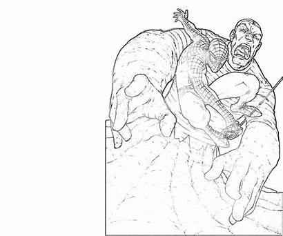 Sandman Coloring Pages Another Printable