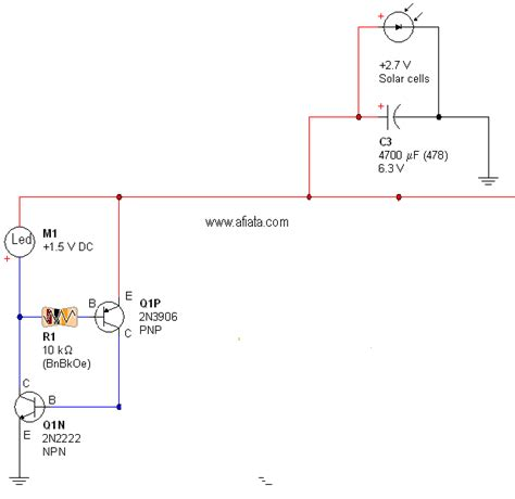 How Make Solar Nicad Simple But Useful Electronic