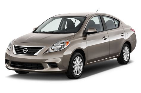 2018 Nissan Versa Reviews And Rating Motor Trend