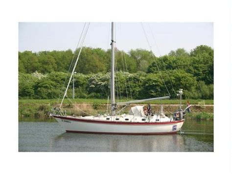 Sailboat Vancouver by Tayana Vancouver 42 In Willemstad Sailboats Used 00525