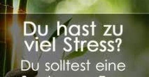 du hast zu viel stress lustige bilder sprueche witze