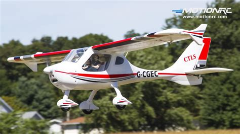 ct light sport aircraft freewing flight design ctls flight review by motion rc