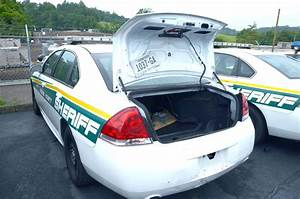 Police Pursuit Ends In Damaged Patrol Car | Local News ...