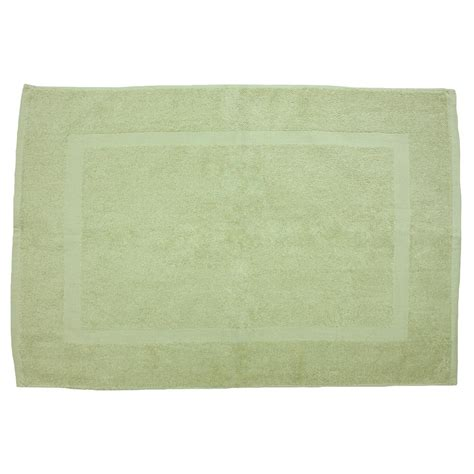 green kitchen mat 20 in x 30 in green provence bath mat 8689 the